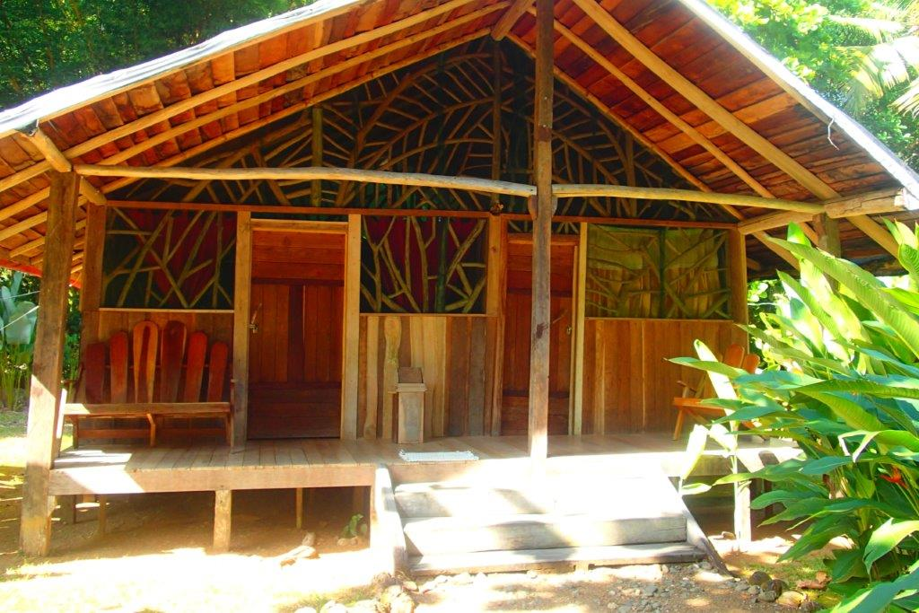Duo cabin at El Chontal Ecolodge
