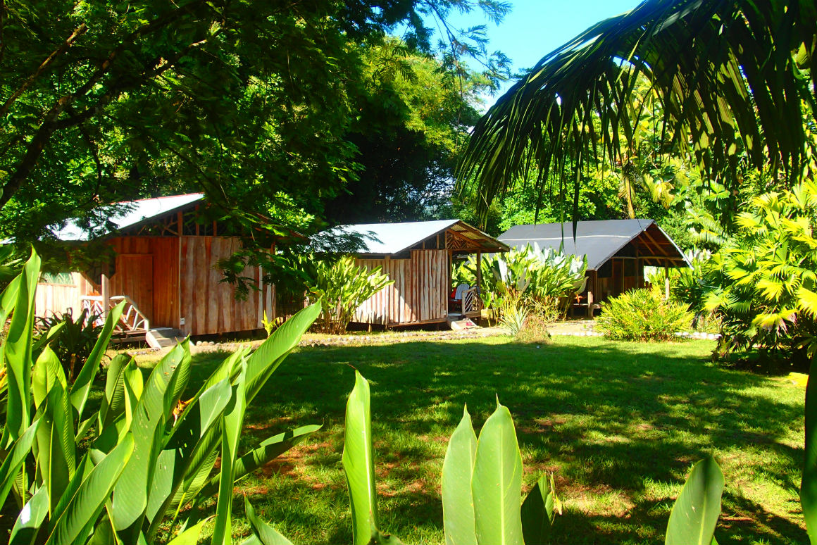 El Chontal Ecolodge Cabins